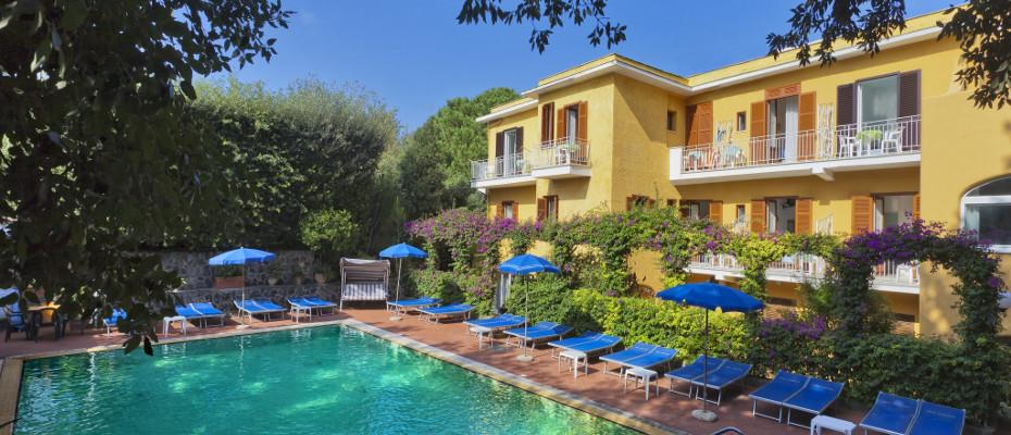 Hotel cleopatra ischia offerte speciali e last minute for Soggiorno a ischia last minute